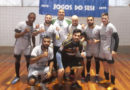 Huracan campeão do Torneio Interno da GM