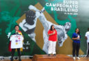 Debora Saionara é vice no Rio de Janeiro