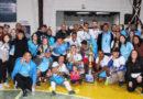 Guajuviras/Astros campeão da Bronze em Cachoeirinha