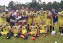 Uracan campeão da Taça Isadora Ribeiro