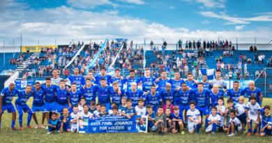 Cruzeiro de Cachoeirinha campeão Estadual Sub 17