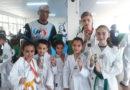 Prof. Jorge França-  O Mestre 4° Dan do Taekwondo