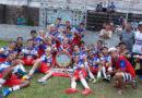 Relíquias/Onze Unidos campeão Sub 15 da Euro Cup