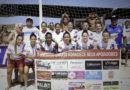 Meninas do Onze Unidos campeãs em Capão da Canoa