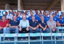 Apresentação dos atletas do E C Cruzeiro