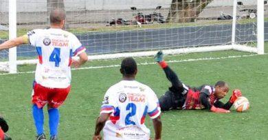 Onze Unidos estreou com goleada na Copa Gaúcha