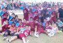 RELEMBRANDO 2011 – Tiaraju é campeão Sub-18