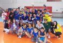 RELEMBRANDO 2012 – J P & Cia campeão de futsal