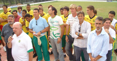 RELEMBRANDO 2008 – apresentação dos Núcleos do Cerâmica AC