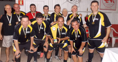 RELEMBRANDO 2012 –  As campeãs do Veterano e Master