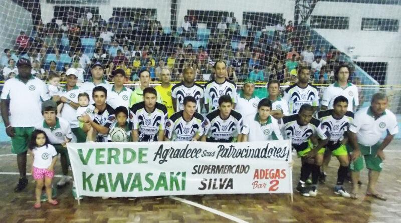 RELEMBRANDO 2012 – Verdy Kamasaki é campeão