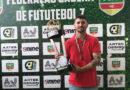 Miguel Sales assume o futebol 7 do G E Onze Unidos