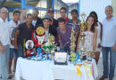 RELEMBRANDO 2011 – PALADINO HOMENAGEIA ATLETAS